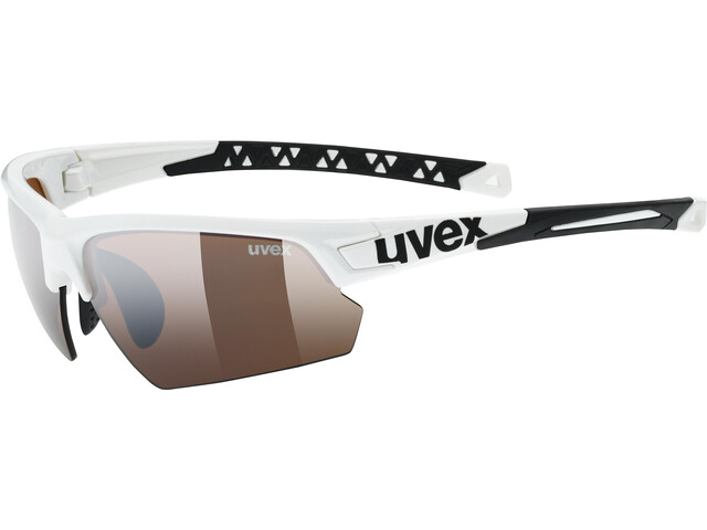 UVEX Sportstyle 224 Colorvision Sportglasses white/outdoor